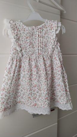 Newbie sukienka dziewczęca rozmiar 74