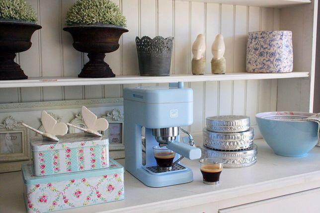 Máquina de café expresso retro BRIEL