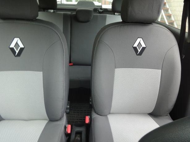 Чехлы на сидения из Авто-ткани на Дэу Ланос Сенс Нубира ВАЗ Шкода Мэрс