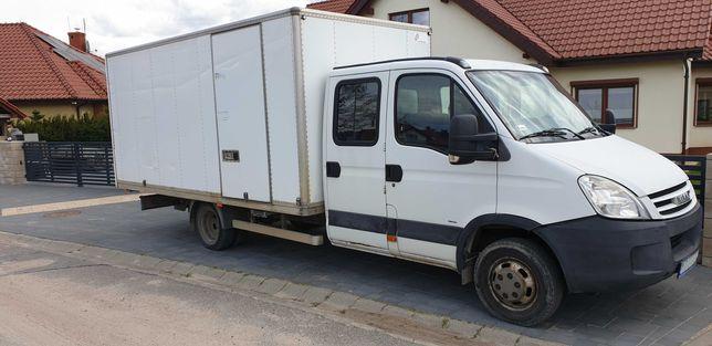 Iveco Daily 50C15 Doka Salon Polska, pierwszy właściciel tylko 88900km
