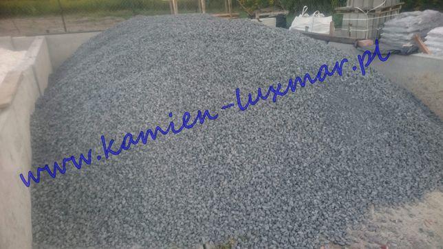 GRYS Bazaltowy /Grafitowy/workowany po 20 kg /kamień ogrodowy/16/22mm