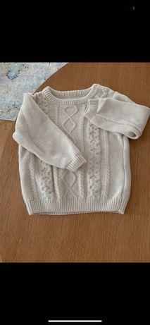 Sweterek dziecięcy sinsay