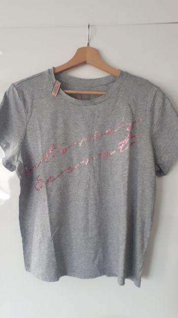 T-shirt bluzka koszulka Victoria's Secret rozm L