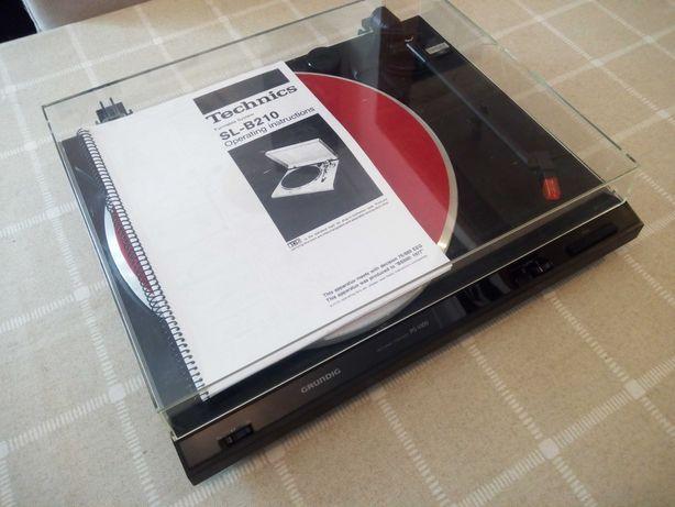 Grundig PS 4300 / Technics SL-B210