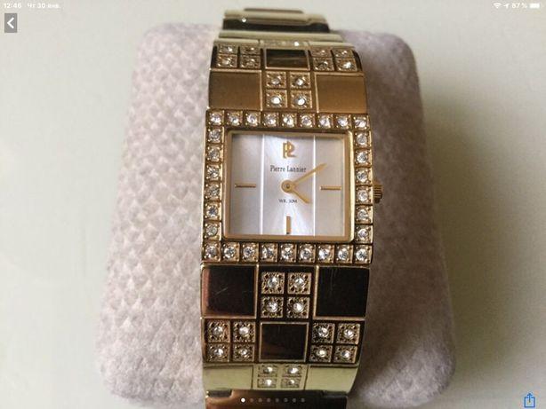 Часы женские годинник жіночий Pierre Lannier ремінець браслет