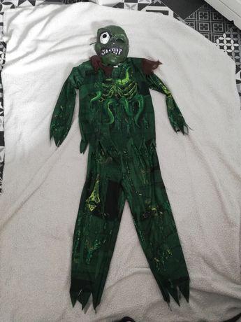Strój karnawałowy zombi