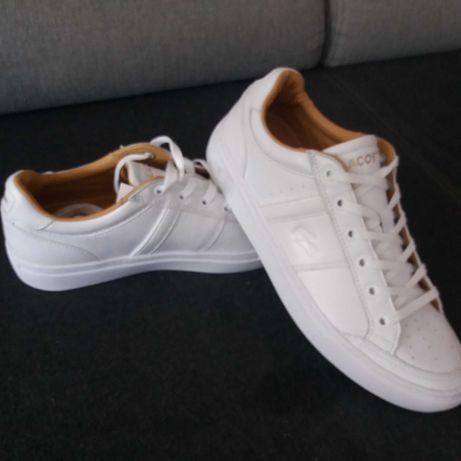 Nowe buty LACOSTE męskie