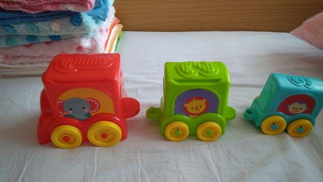 Pociąg dla maluszka