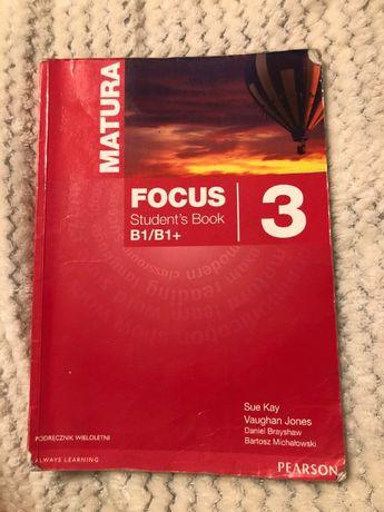focus student's book matura