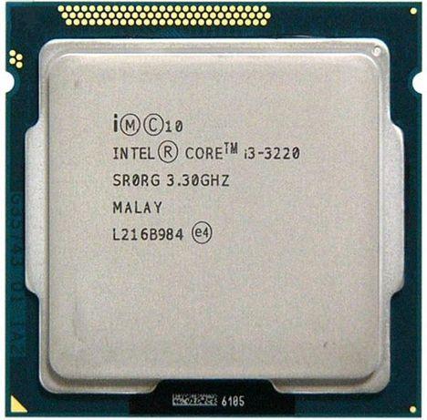 Intel core i3 3220 3.3ghz