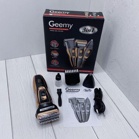Набор для стрижки Gemei GM 595 Hair Trimmer. Медный цвет