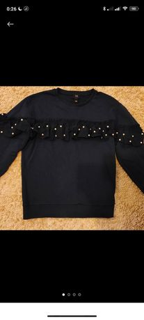 Тёмно-синий свитер/свитшот от River Island petite