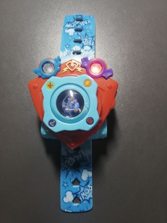 SuperZings Power Band, zegarek, opaska z superbohaterami
