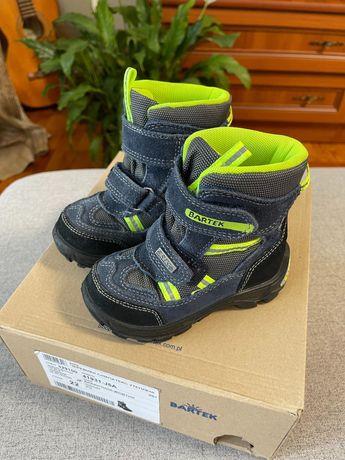 Зимові чобітки Bartek 22 розмір