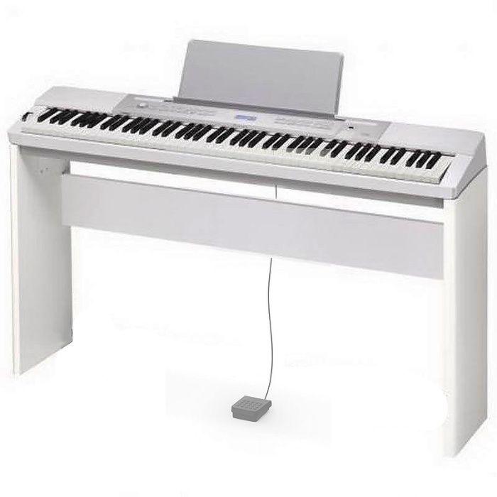 Casio PX-350 со стендом. Цифровое пианино + синтезатор. Уценка. Новое Киев - изображение 1