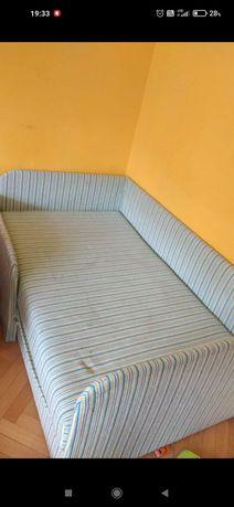 Łóżko dziecięce 2-osobowe