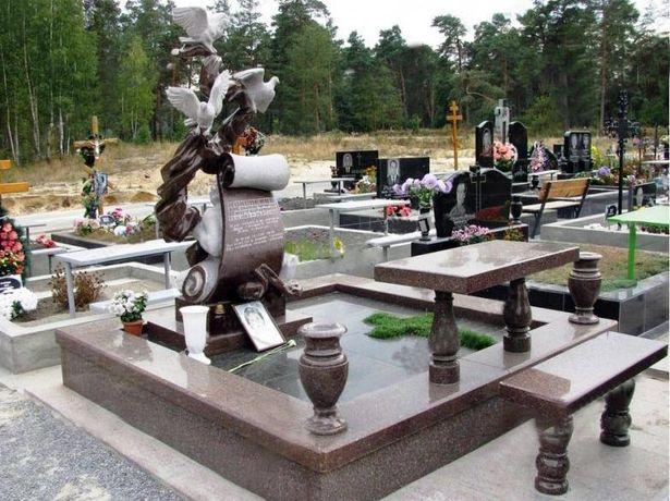 Установка и ремонт любых памятников