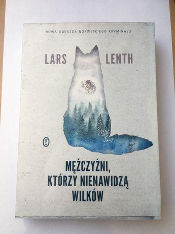 KSIĄŻKA Mężczyźni, którzy nienawidzą wilków Lars Lenth