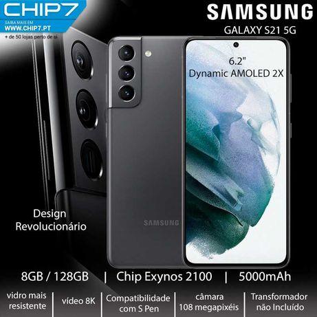 Samsung S21 8gb/128gb Novo 2 anos de garantia