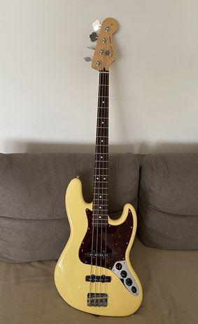 Gitara basowa Fender Jazz Bass Deluxe Series Active