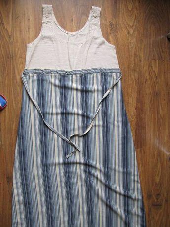 sukienka ciążowa, rozm.S, na lato