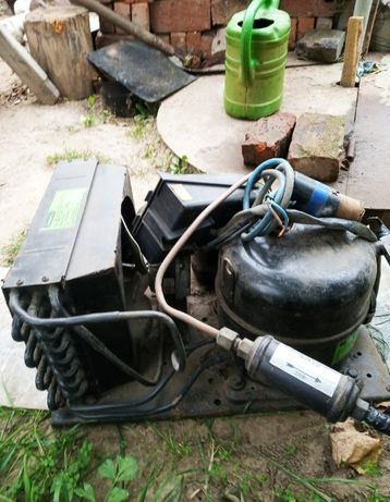Компрессор, мотор, двигатель, агрегат на холодильник