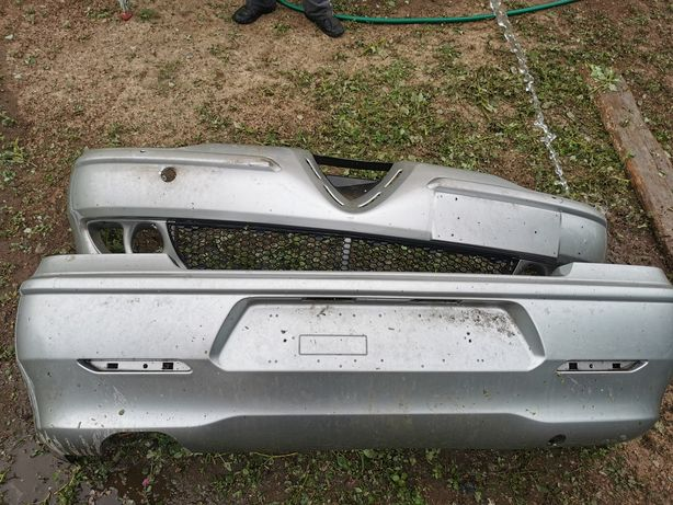 Para-choques alfa Romeo 156