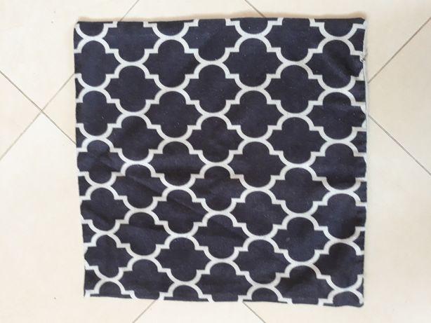 Poszewki na poduszkę, wzór marokański, zestaw 5 sztuk