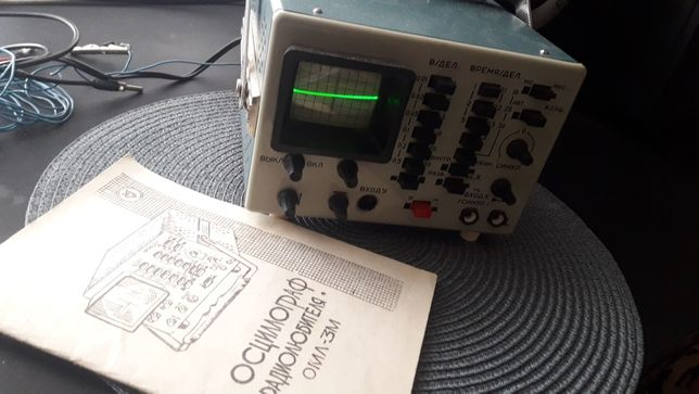 Осциллограф ОМЛ-3М