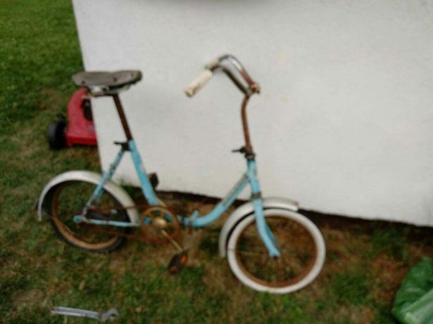 Bardzo stary rower PELIKAN firma Romet