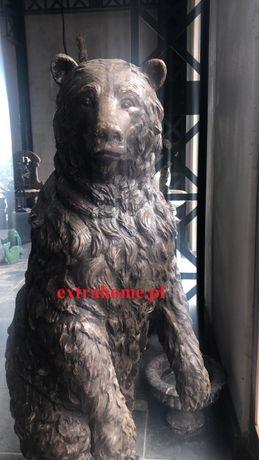 Niedźwiedź figura z brązu H200cm
