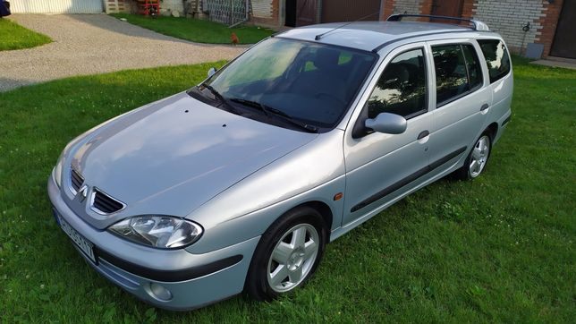 Renault Megane kombi 1.6 benzyna