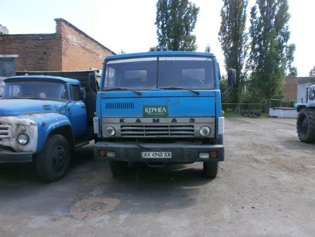 Автомобіль бортовий КАМАЗ 5320, 1984г.в.