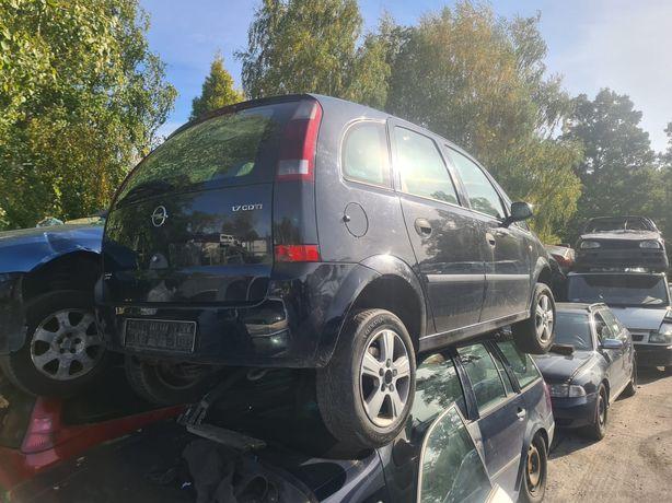 Opel Meriva 1.7 cdti na czesci