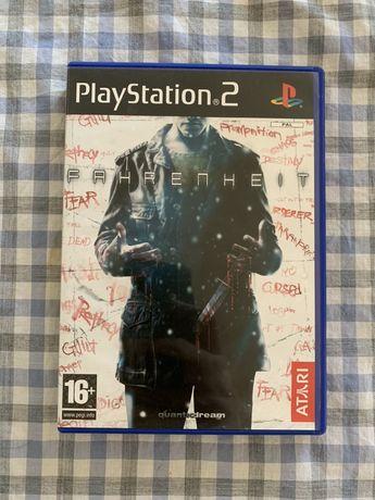 Fahrenheit PS2