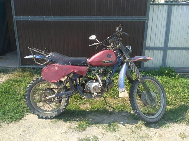 Продам мотоцикл чезета