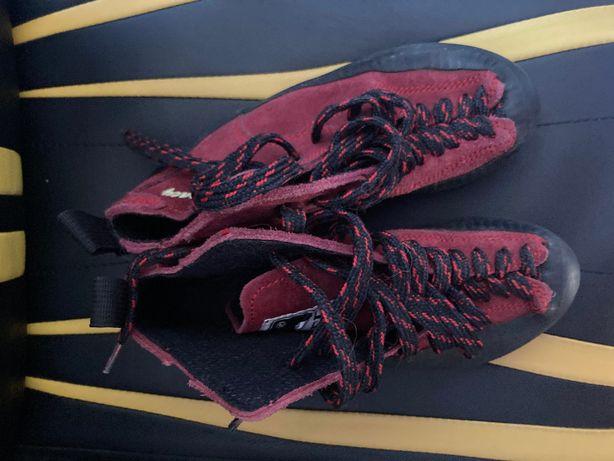 Скальные туфли для скалолазанья женские/детские