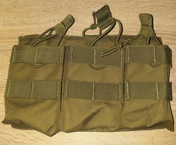 Potrójna ładownica na magazynki M4/M16