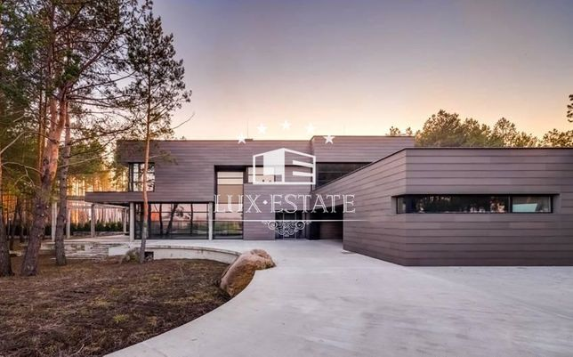 Продам элитный дом в стиле Хай Тек Солнечная Долина