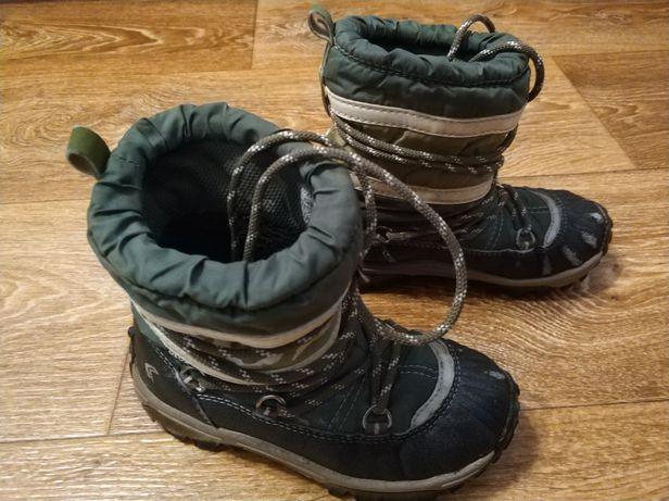Продам зимние ботинки Geox