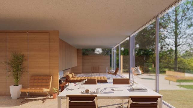 Renders Interiores, Vídeos e Imagens 360° do seu projeto