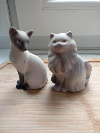Male kotki porcelanowe 2 szt
