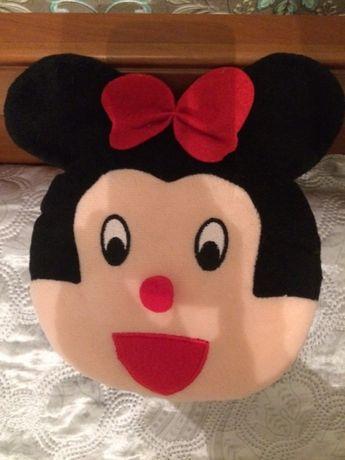 Холдер для дисков, косметичка Мини-Маус, хороший подарок