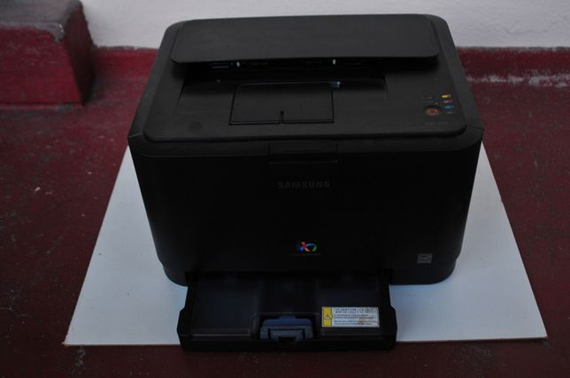 Impressora laser para peças ou arranjo