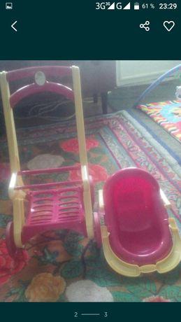 Детская коляска игрушечная