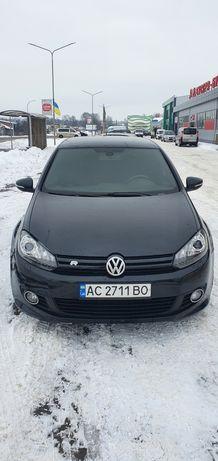 VW GOLF 6 R-LINE Європеец 181 тис Супер состояние торг !!!