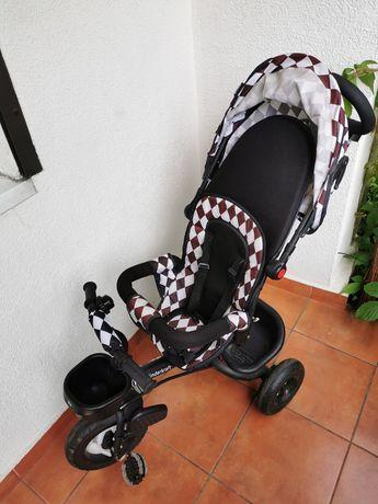 Kinderkraft  (Kinder kraft ) rower trójkołowy