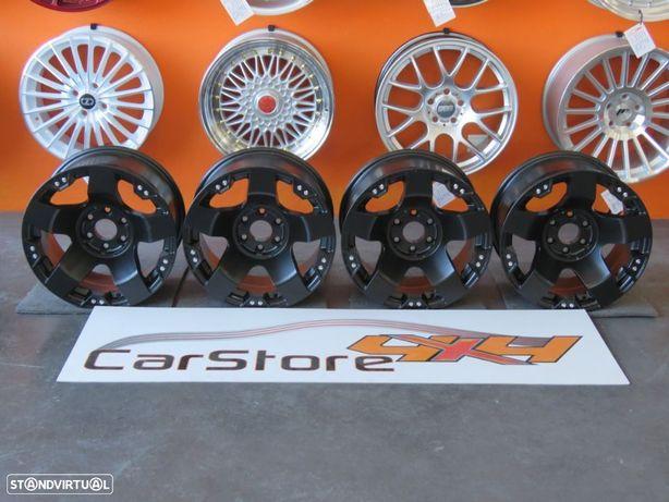 Jantes 4x4 Aluminio 16 x 8.5 et 0 6x114.3 Nissan Navara/ Mercedes Class X