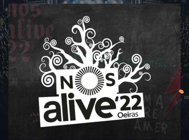 Bilhete NOS Alive 22