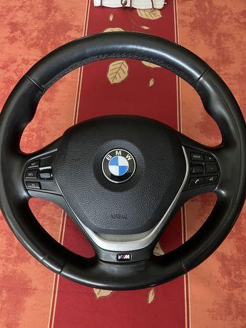 Volante BMW F20 Pack M com Airbag